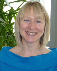 Professor Margaret Maxwell, SISCC Lead for Context and Evaluation